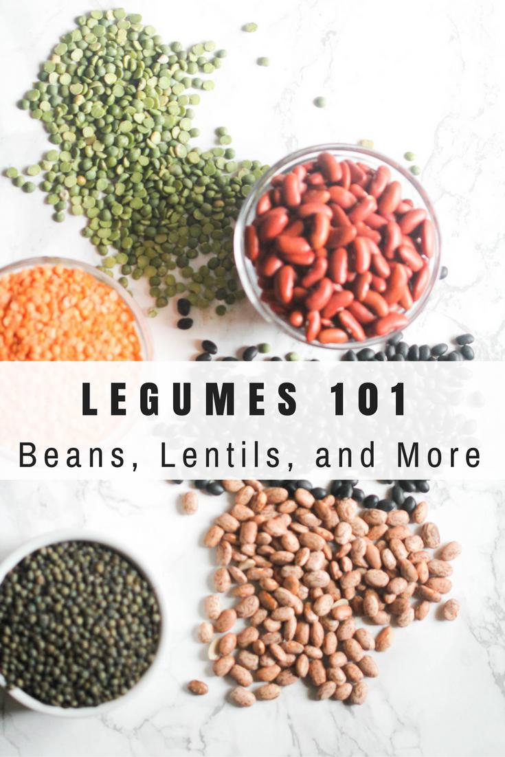 Basics of Legumes 101