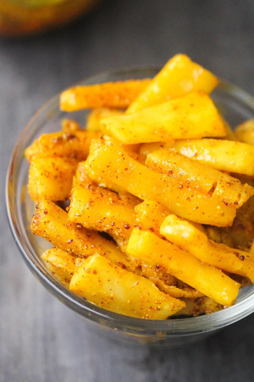 Mula Ko Achar (Nepali Fermented Radish Pickle)
