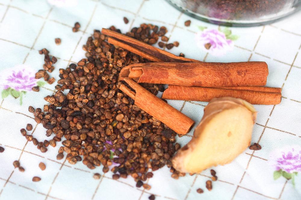 Milk Nepali Tea