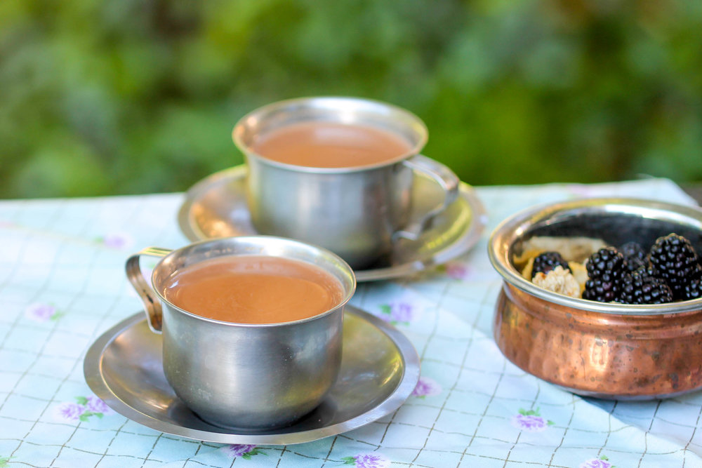 Milk Tea Nepali