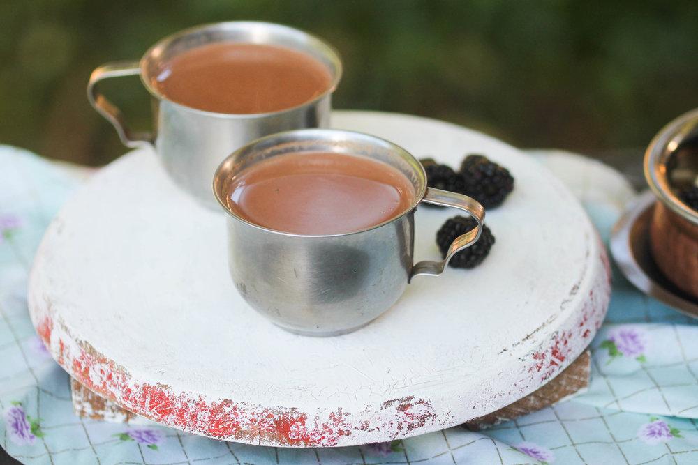Nepali style Milk tea