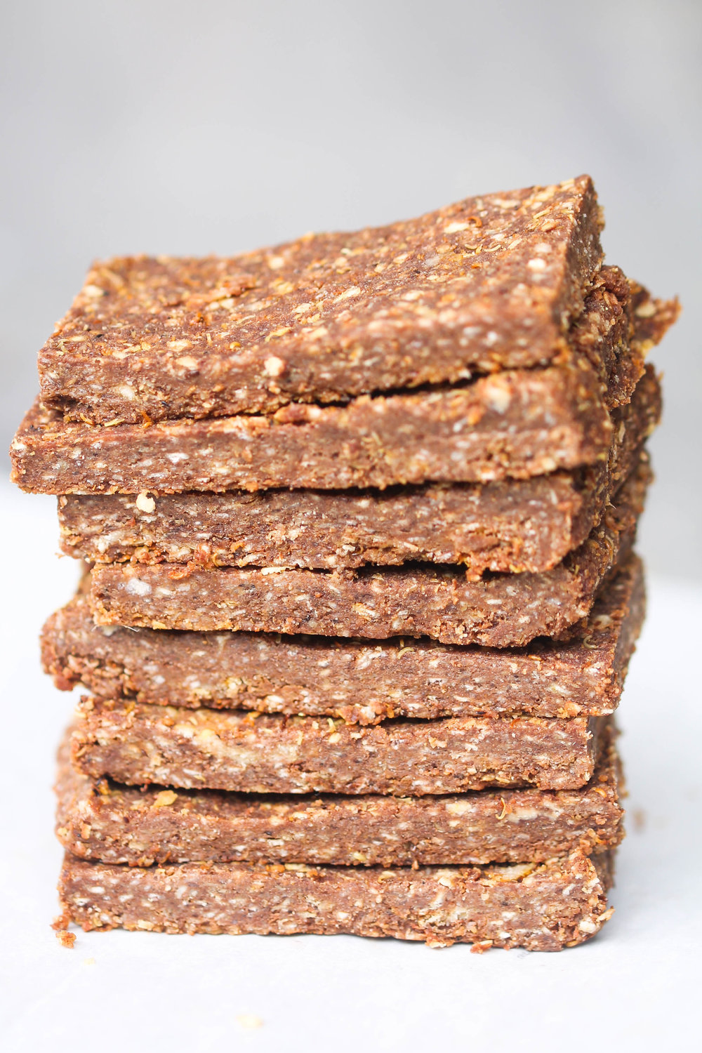 Easy Superfood Granola Bars