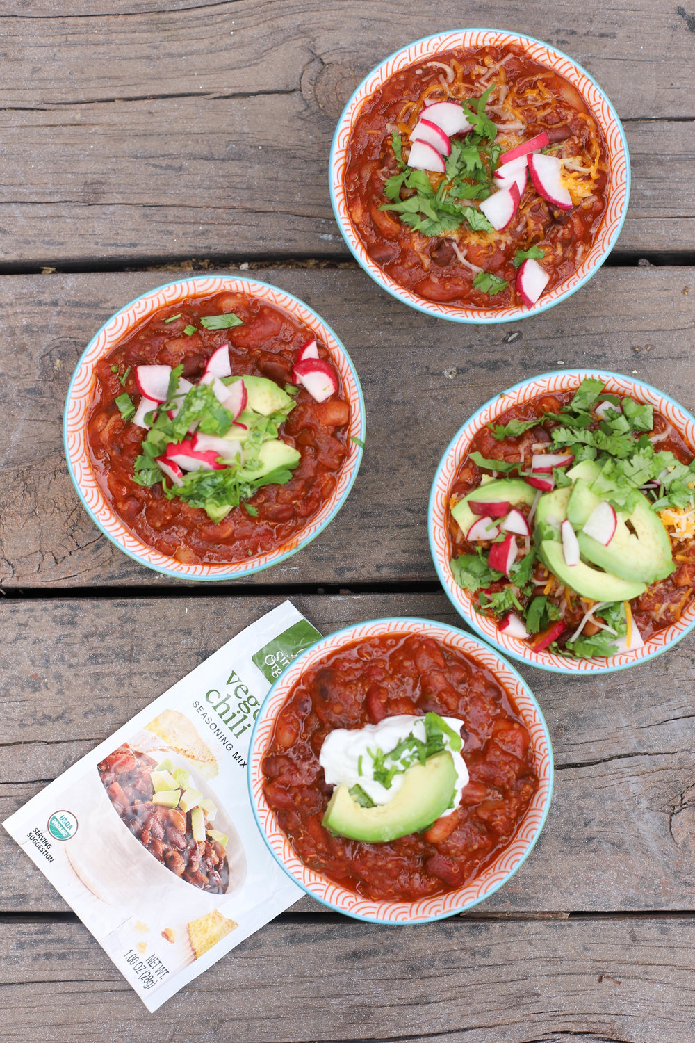 Vegan Gluten Free Chili Easy