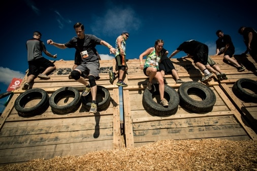 Tough Mudder for Beginners