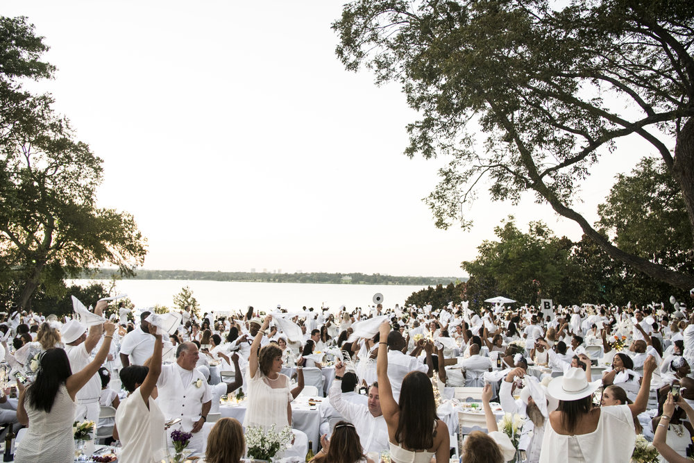 Beginners Guide to Diner en Blanc