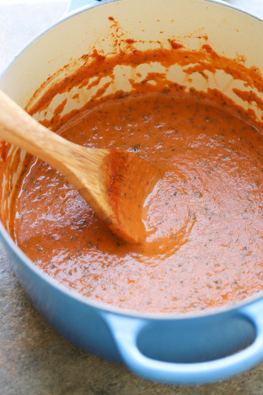 Gnocchi Soup, Tomato Basil Soup