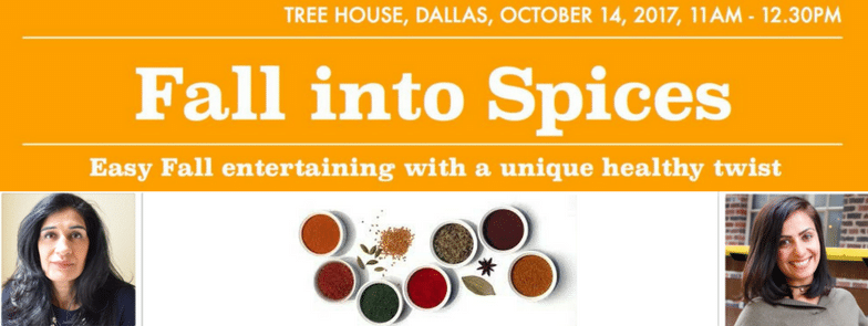 Fall into Spices