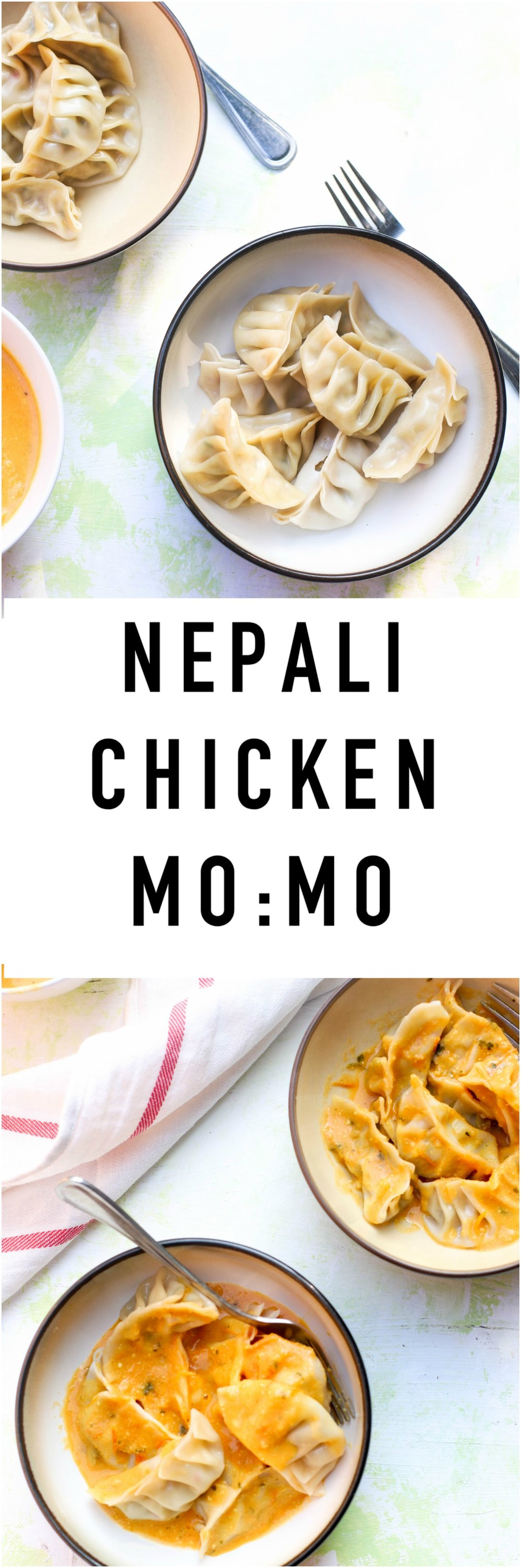 Flavorful & Juicy recipe for Nepali Chicken Mo:Mo (Nepali Dumplings). Step by step recipe and video included.