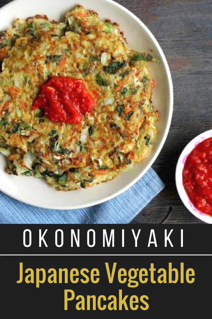 oKonomiyaki, japanese pancakes