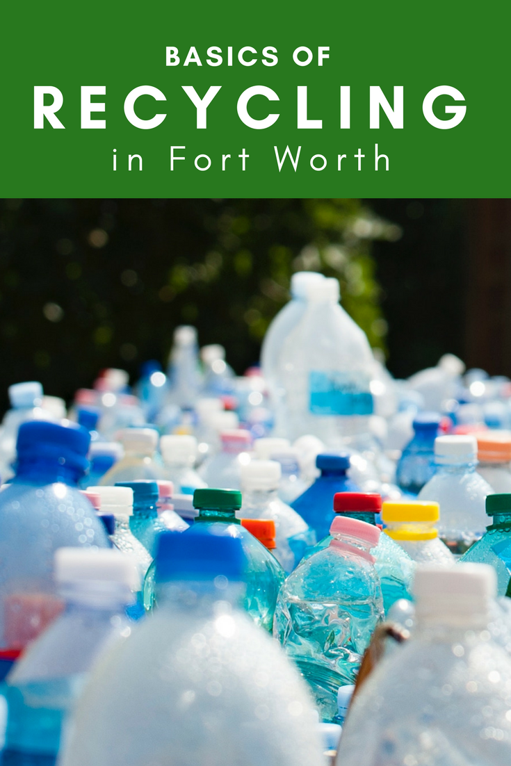 Recycling in Fort Worth