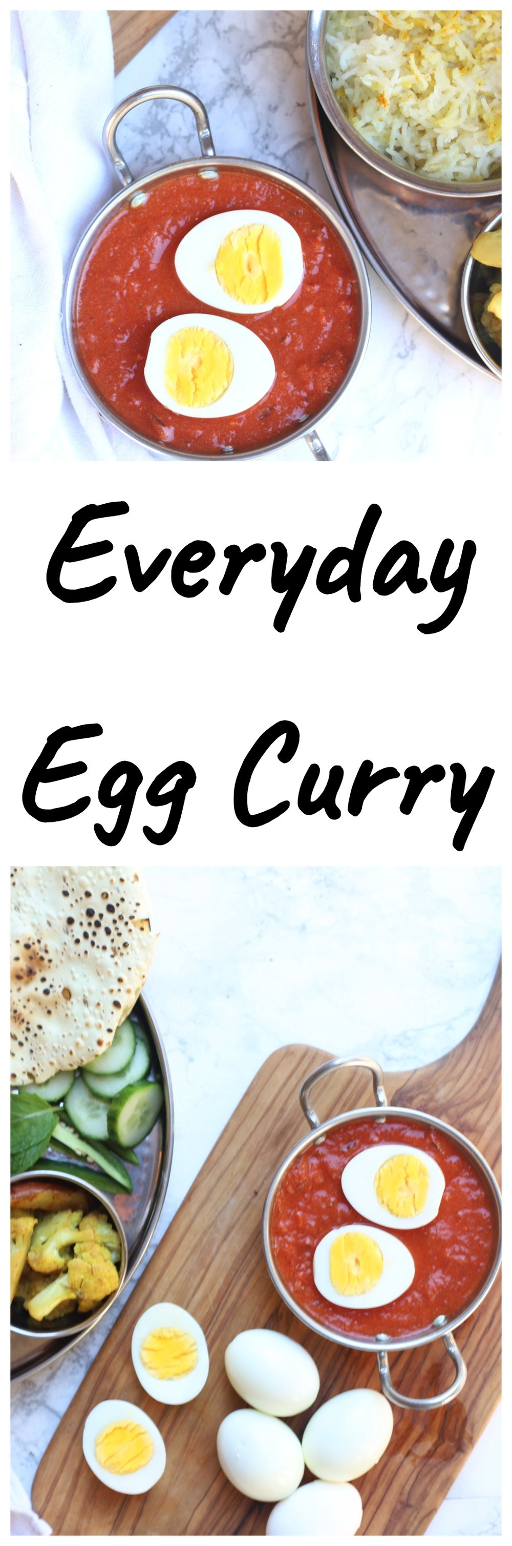 Everyday Egg Curry