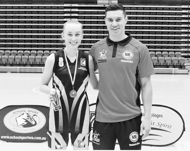 Check out Carla Drennan kicking ass over here in Perth. What an awesome write up about this future star! Link in bio