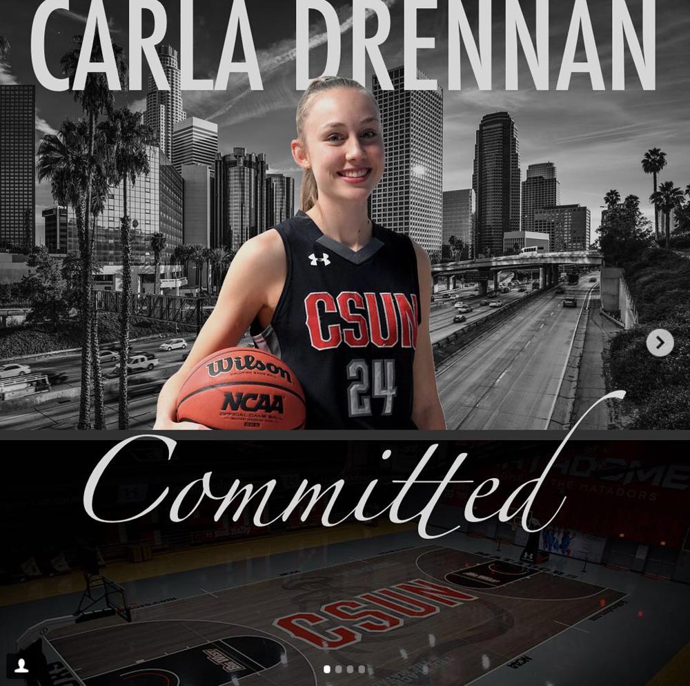 Carla Drennan - California State University - Northbridge