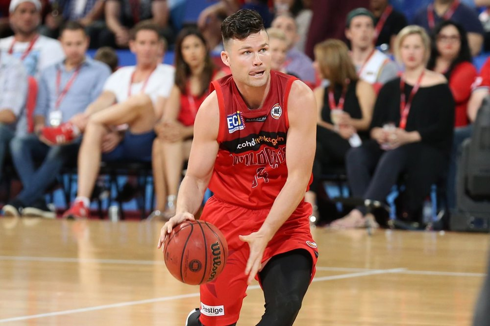 Jackson Hussey - Perth Wildcats & Perth Redbacks