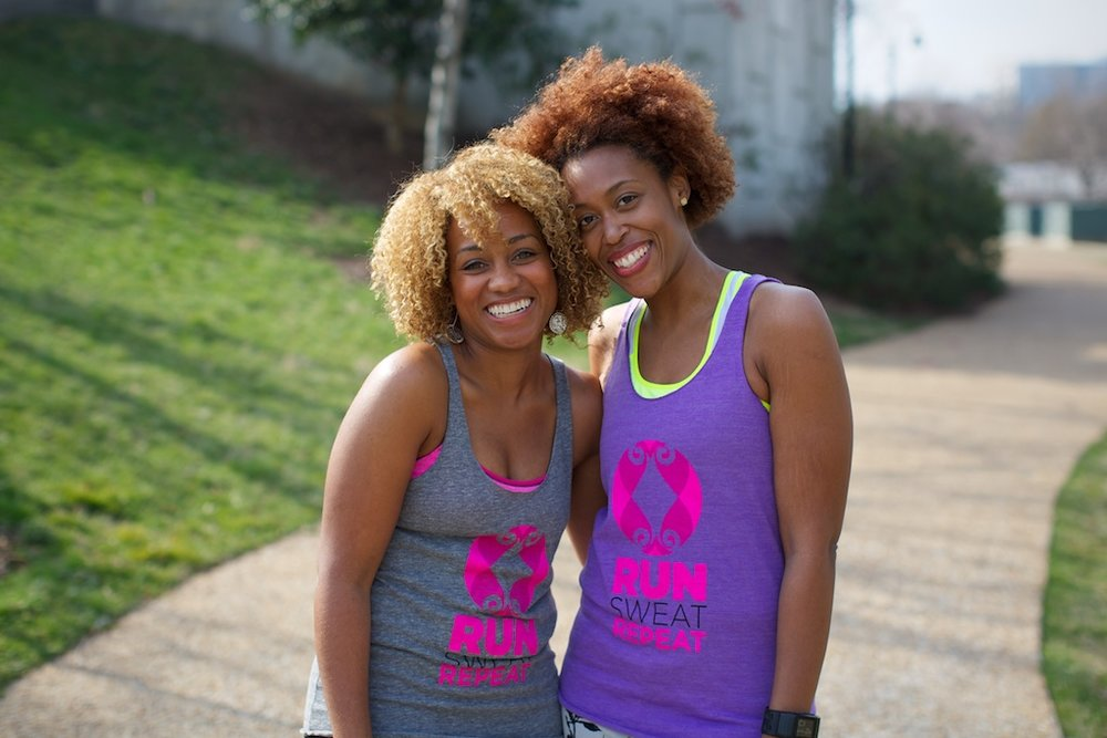 [SHAPE] How Black Girls RUN! Is Changing the Face of Fitness -