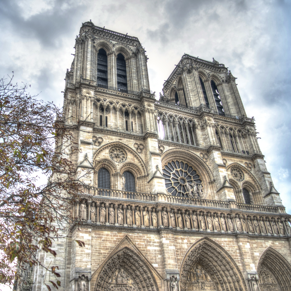 Visit Notre Dame Free Guided Tour