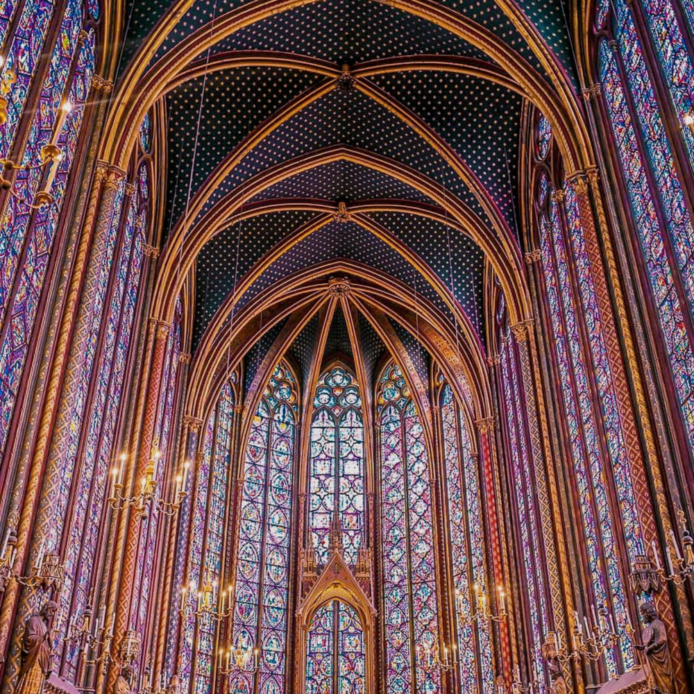 Visit the Sainte-Chapelle Free Guided Tour