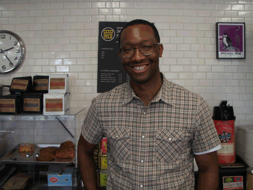 Lonnie McQuirter, 36Lyn Refuel Station