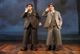 David Shiner and Bill Irwin in  Fool Moon