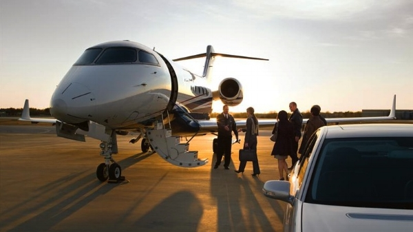 CORPORATE AND EXECUTIVE TRAVEL -