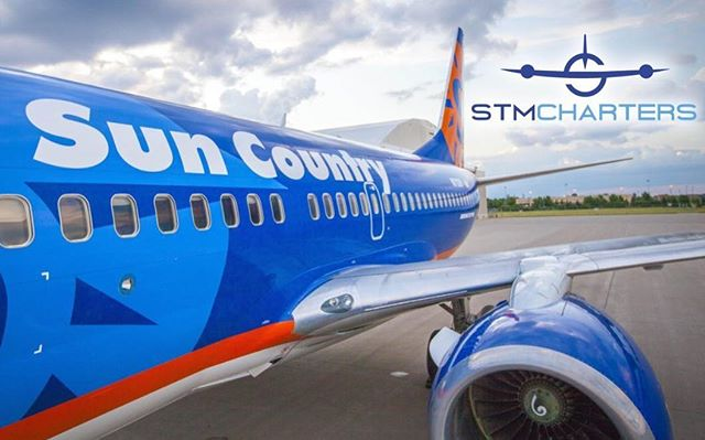 For the 7th straight year, STM Charters and Sun Country Airlines team up to bring their world class charter services to college football! With the reconfigured 737-800s, they now have 168 seats including 12 first class. Let us know how we can help your team for the upcoming season today. . . . . #collegefootball #aviation #avgeek #marketing #boeing #boeing737 #football #sports #travel #flyprivate #business #luxurylifestyle #luxury