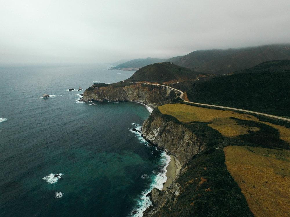 Elope in Big Sur // adventure elopement +intimate wedding photographer