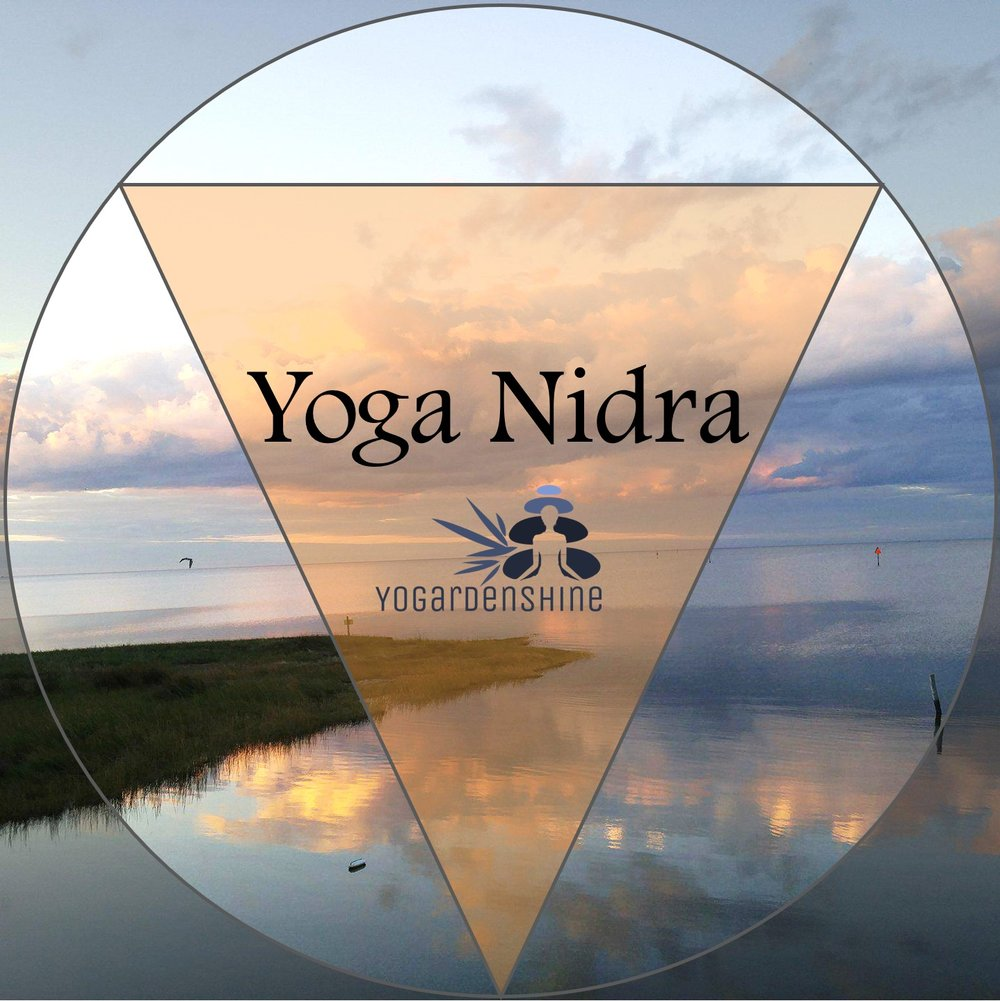 Yoga Nidra - A deep-relaxation process used for healing yourself, relieving tension, and cultivating tools toward self-mastery. You will be guided through the meditation while resting comfortably on your back.Set-up a session.