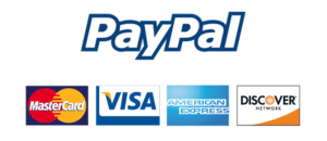 - All payments are securely made through PayPal.