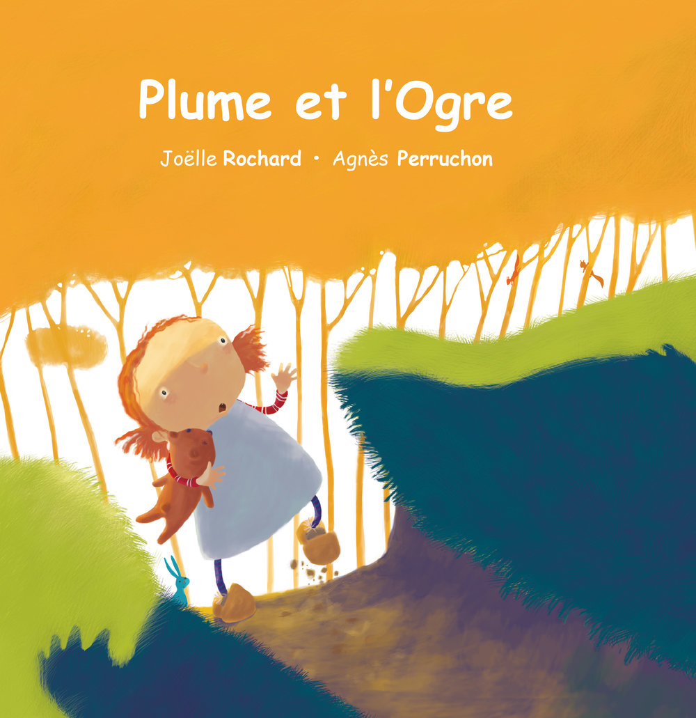 Plume et l'ogre, collection Le monde d'Oupakine