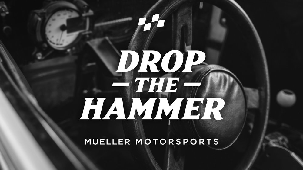 "MUELLER MOTORSPORTS  Ask any driver on the Mueller Motorsports team what their strategy for race day is and they'll all reply ""push the pedal down and go"". Their ""drop the hammer"" approach to Legends dirt car racing has proven to work.    Full story >"