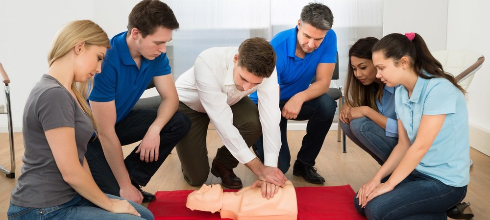 BLS FOR HEALTHCARE - CPR Certification Courses