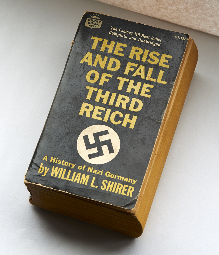 The Rise and Fall of the Third Reich  (cover)  Documentation by Mackenzie Walker Photography