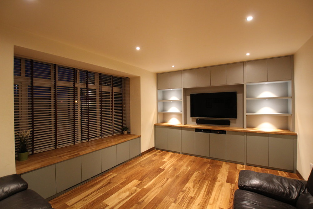 SM Wood Design Understands The Importance Of Creating A Stylish, Functional  Living Space And Can Provide The Expertise To Realise Its Full Potential  Through ...