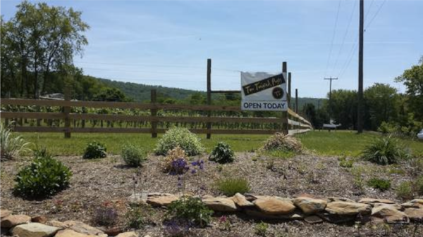Two Twisted Posts Winery -