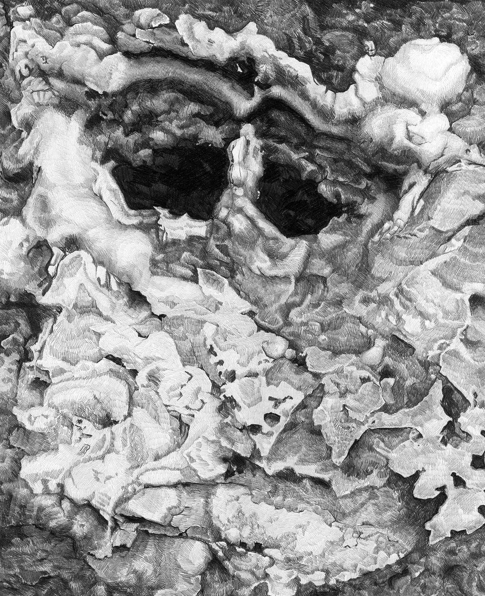 Nostrils,-Pencil-on-paper,-61-x-50cm,-2007.jpg