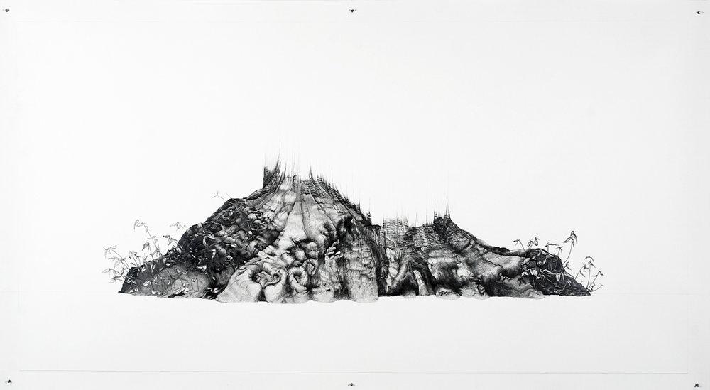 Sardis,-Asia-Minor,-September-2005,-Pencil-on-paper,-146-x-264cm,-2005.jpg