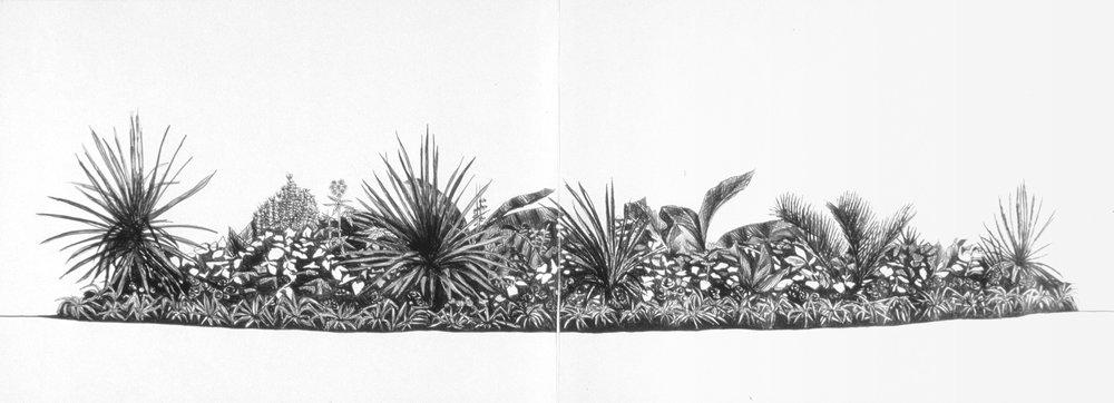 Study;-Island,-Pencil-on-paper,-42-x-119cm,-2004.jpg