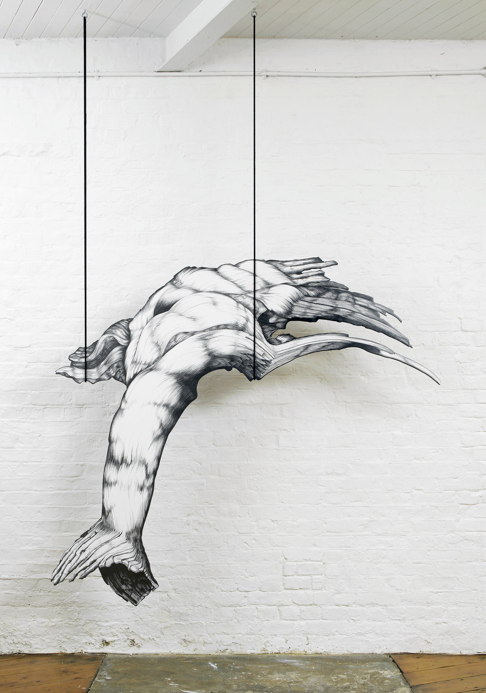 Hanging-Bacon,-Pencil,-gesso,-Structura,-birch-plywood,-rope,-158-x-188-x-1.jpg