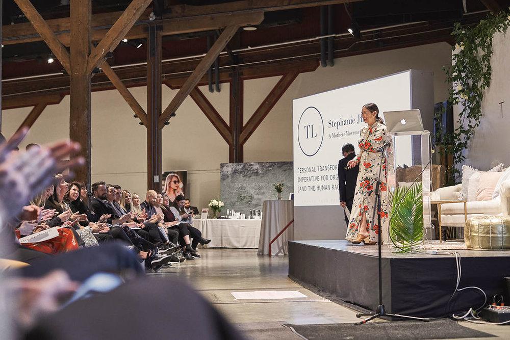 Stephanie Jhala Talent Lab Speaking
