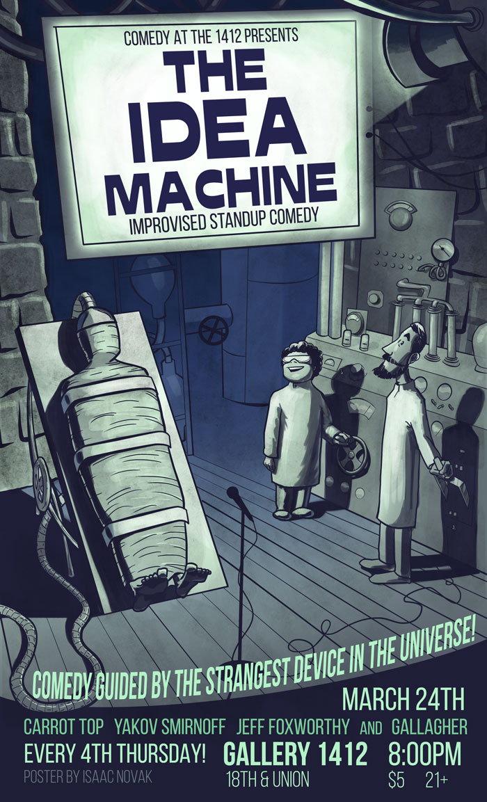 The Idea Machine