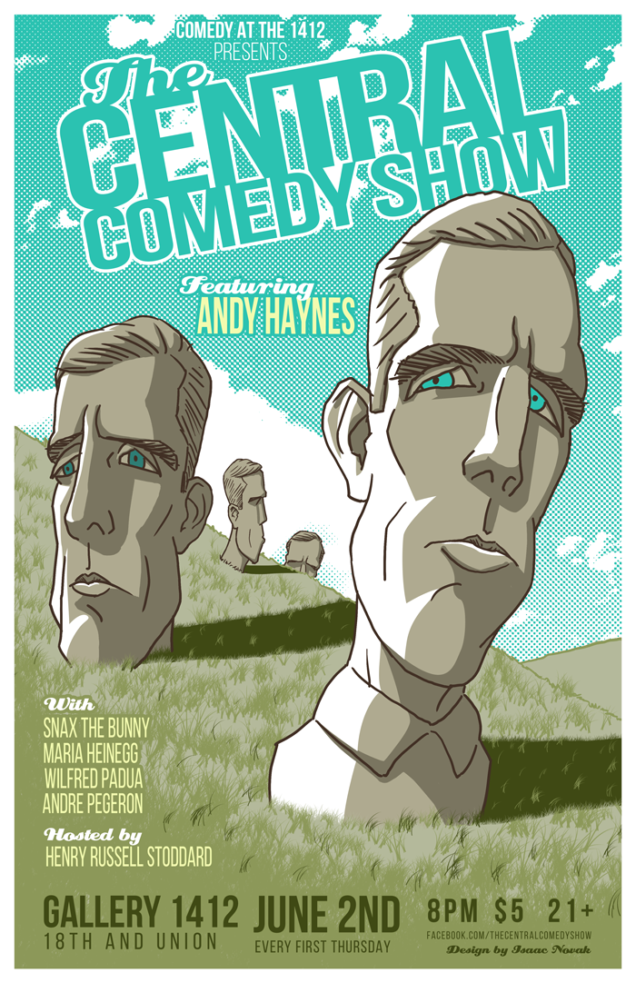 The Central Comedy Show Presents: Andy Haynes
