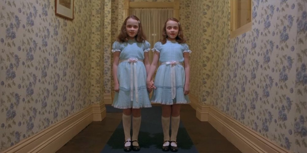 "Stanley Kubrick,  The Shining,  ""Come Play with Us"", 1980"