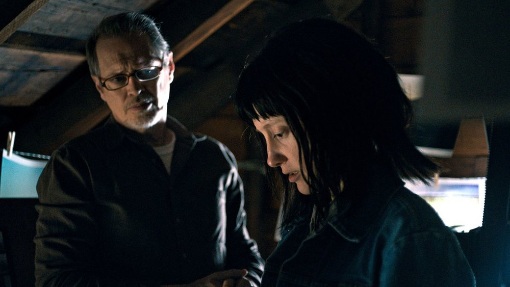 Steve Buscemi, Andrea Riseborough