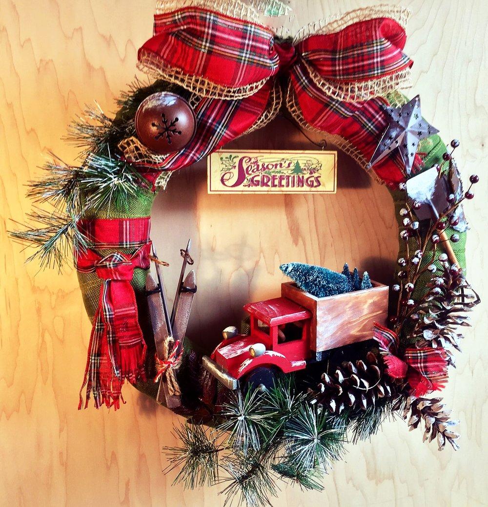 """The Perfect Tree"" - Christmas Lodge"