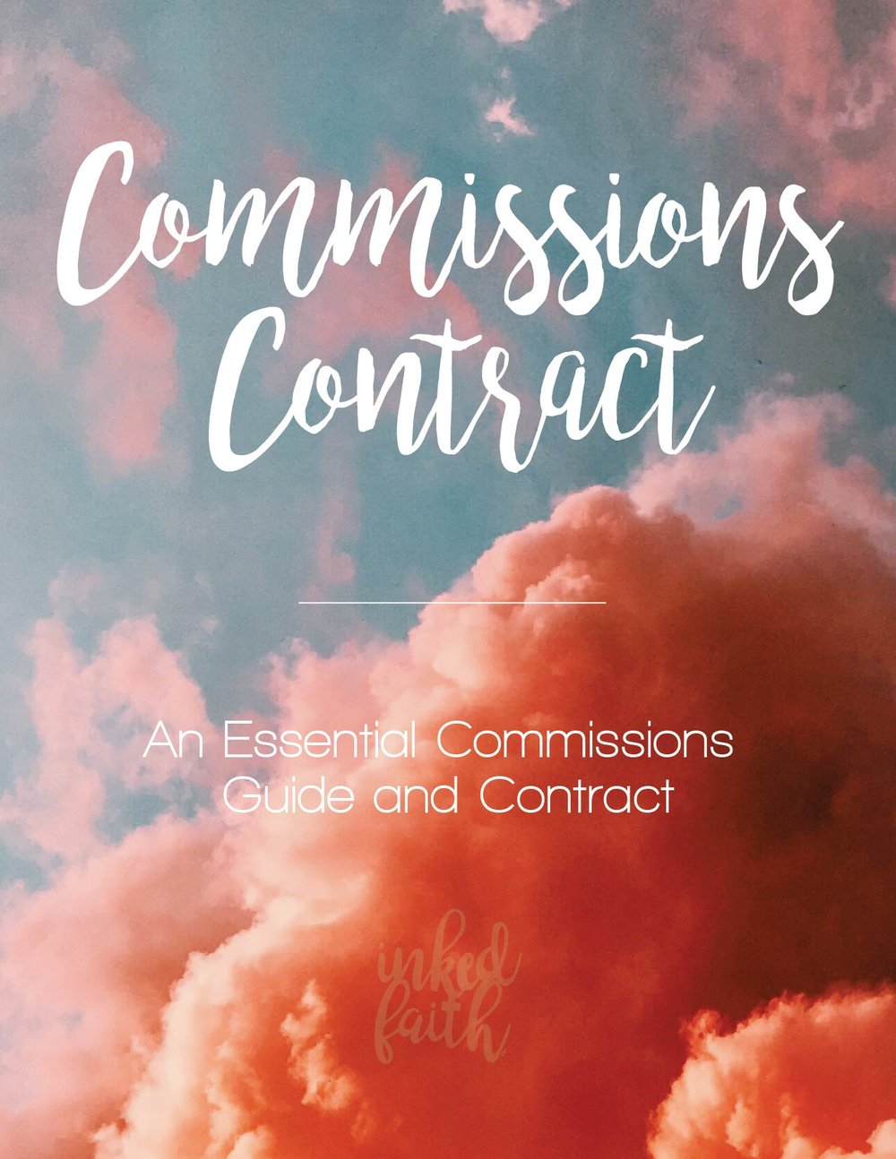 Free Download - This is a guide to all of my processes when commissioning an artwork from what subjects I can do to what to expect and pricing. It's packed full of great information!COMING SOON!!(No Download available at this time)