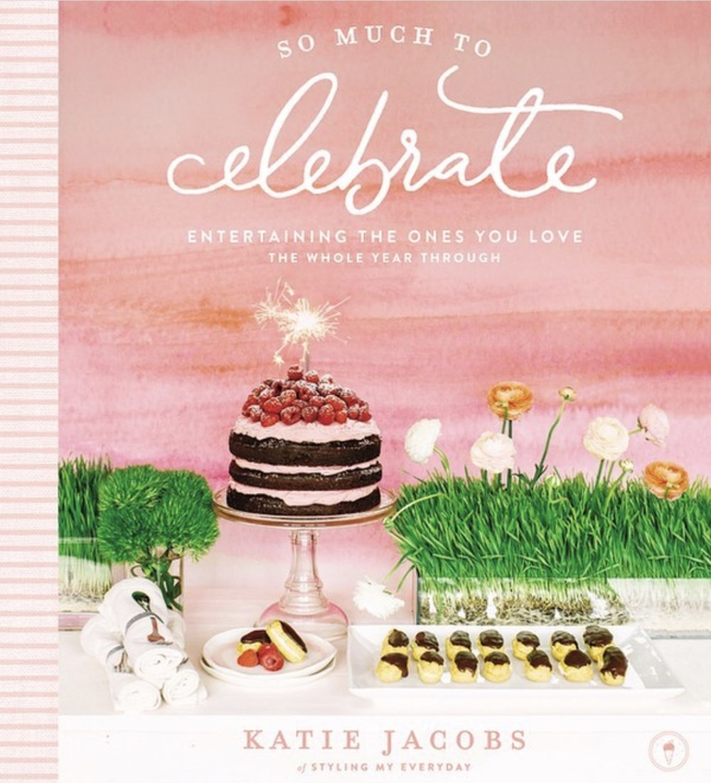 So much to celebrate -