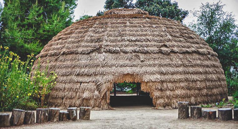 Chumash - 'ap' shelter