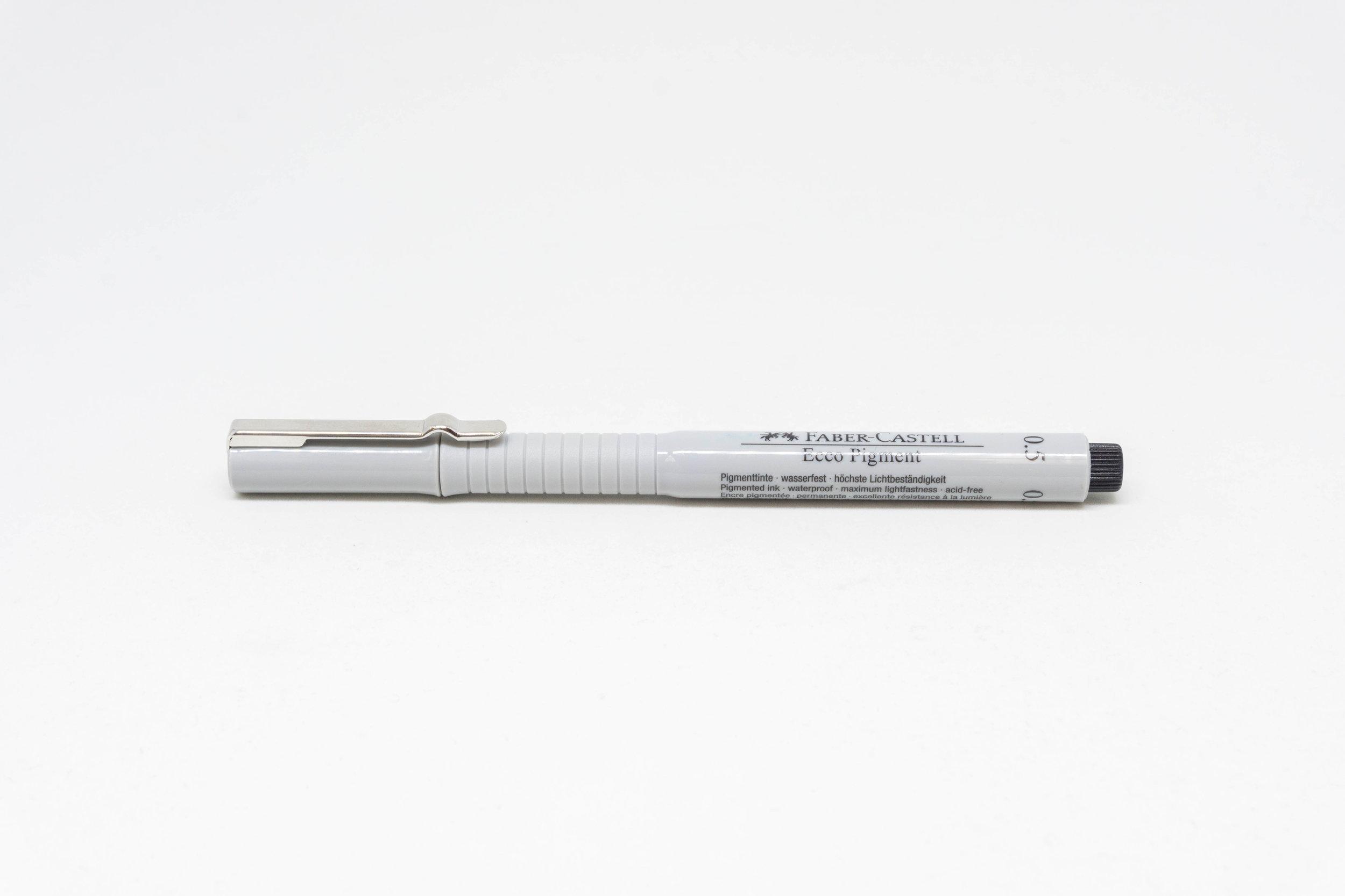 Faber Castell - ECCO Pigment Pen — Phidon Pens