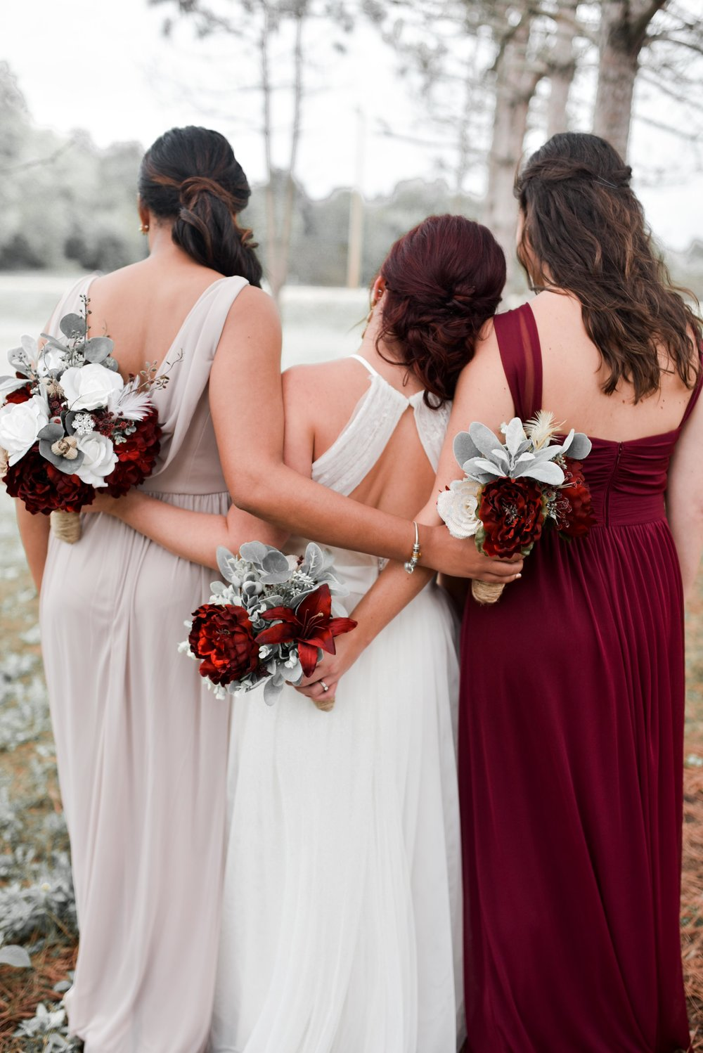 Bridesmaid Photos, Bridesmaids, Illinois Wedding