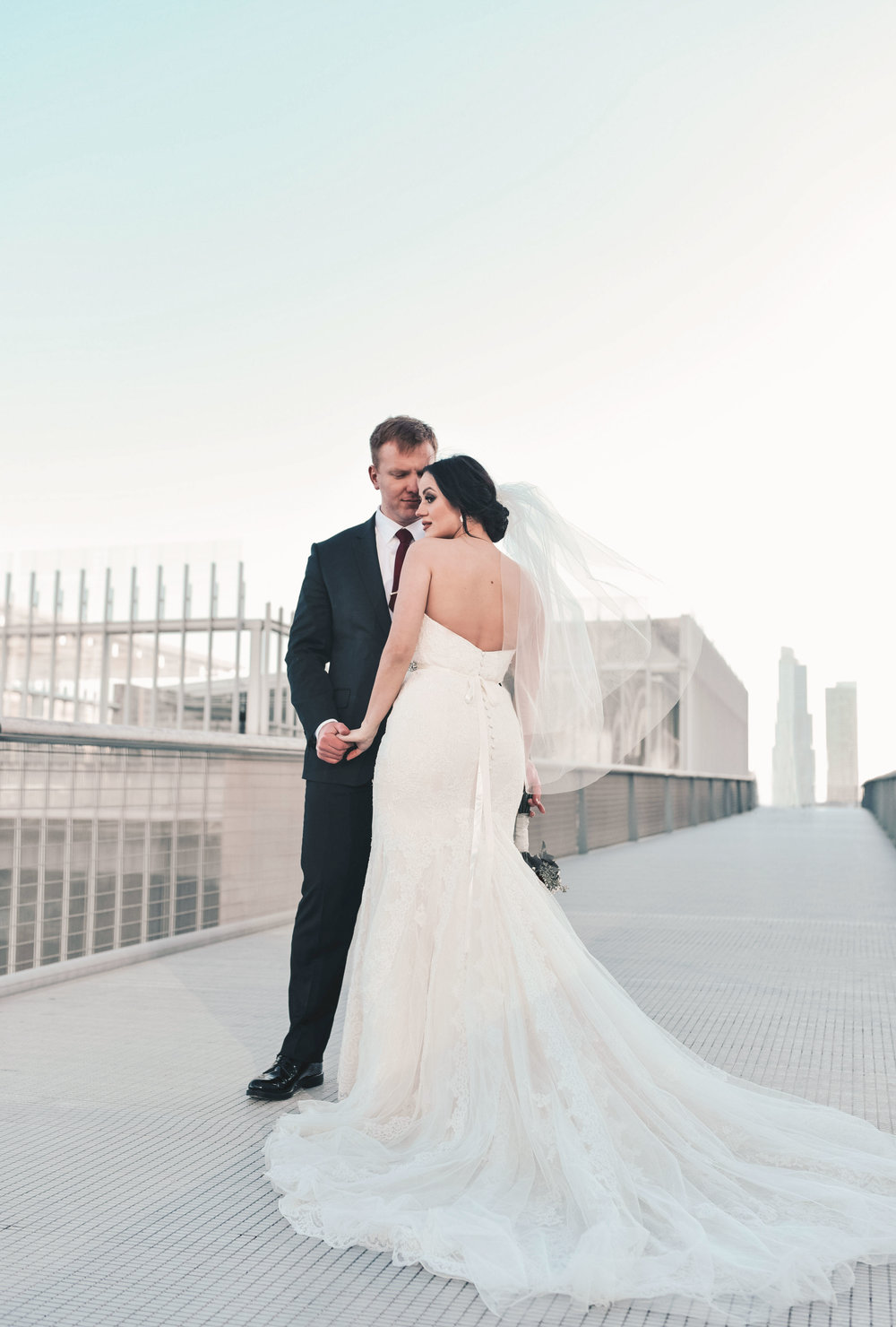 Chicago Wedding Photography, Chicago Wedding Photographer, Millennium Park Wedding
